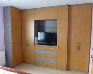 meuble tv ferme avec portes encastrables 1 meuble tv With meuble tv ferme avec portes encastrables