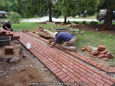 brick paver sidewalk designs brick paver walkway designs photo 5 photo 6 photo 7 photo 8 photo 9 joe s board pinterest