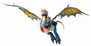 Astrid and Stormfly - How to Train Your Dragon Photo ...
