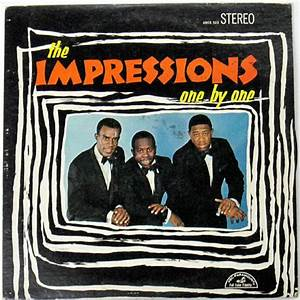 One By One : the impressions one by one vinyl lp album stereo discogs ~ Medecine-chirurgie-esthetiques.com Avis de Voitures