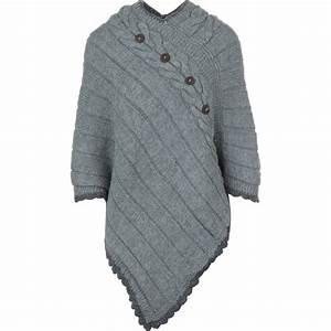 Laundromat Veronique Poncho Sweater - Women's