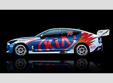 Kia Stinger in the Supercars mix Car News CarsGuide