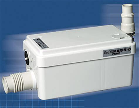 Toilette Avec Pompe Integree by Sanipompe Pompe 12v Pour Sanibroyeur Sanimarin 174 Accessoires Rando Equipement