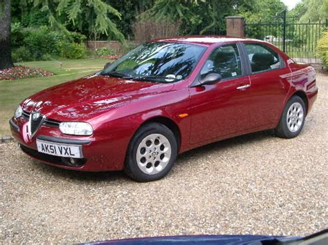 2002 Alfa Romeo 156 1.8 Twin Spark Related Infomation