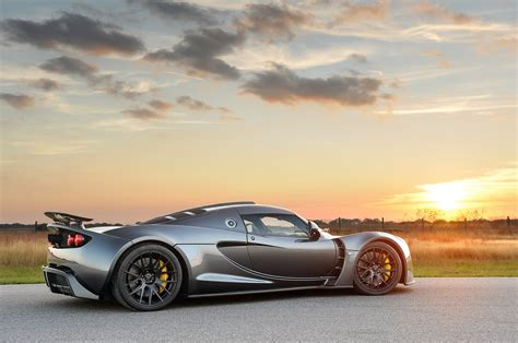 New 2013 Hennessey Venom Gt Spyder For California's