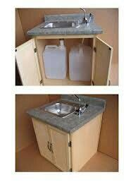 portable kitchen island with sink 25 best ideas about portable sink on unit 7558