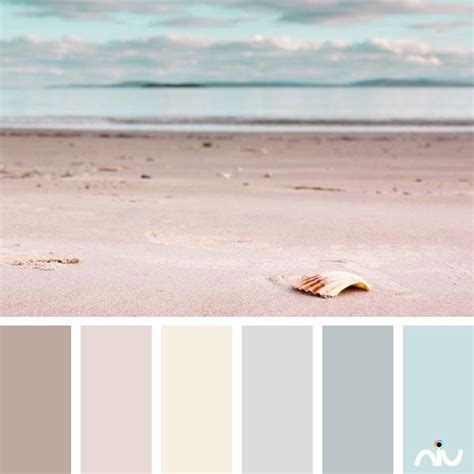 pastel landscape color palette paint inspiration