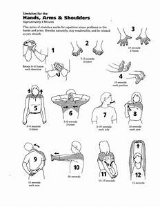 Stretches For Hands And Arms