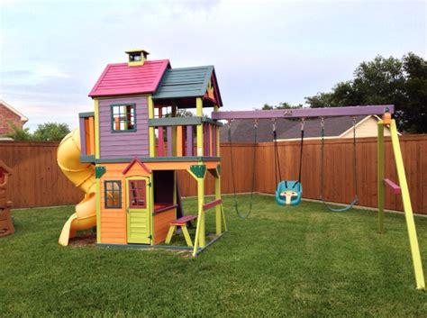Playhouses, Backyard And Playground