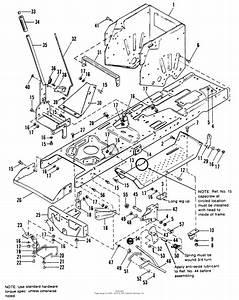Allis Chalmers 712 Garden Tractor Wiring Diagram