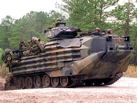 hibious tank amphibious assault vehicle