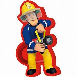 Feuerwehrmann Sam Geburtstagsdeko : konturenkissen feuerwehrmann sam rot feuerwehrmann sam yomonda ~ Whattoseeinmadrid.com Haus und Dekorationen