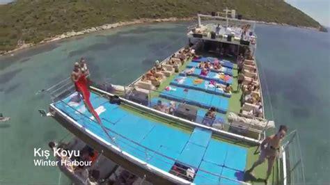 Tekne Turu çeşme by 199 Eşme Poseidon Tekne Turu Youtube