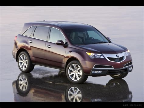 2012 acura mdx suv specifications pictures prices
