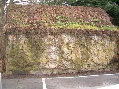 Botanischer Garten Whv by Innenaufnahmen Betonierter Deckungsgraben Botanischer