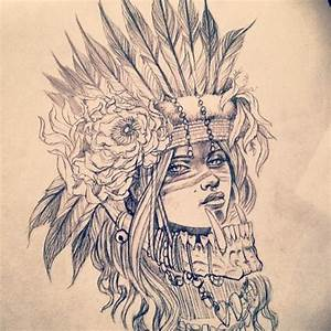 wolf girl tattoo - Sök på Google | Tattoos