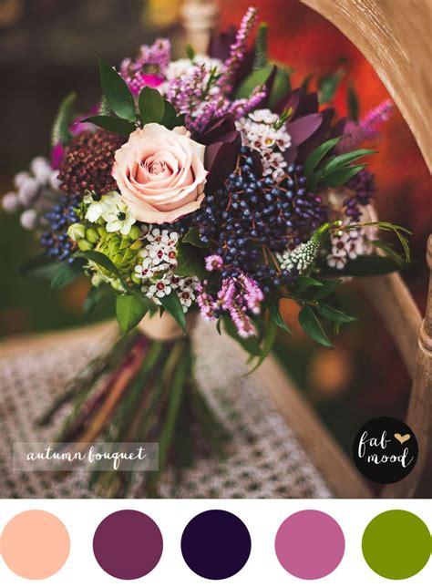 Magnificent Autumn Wedding Bouquetbridal Bouquet