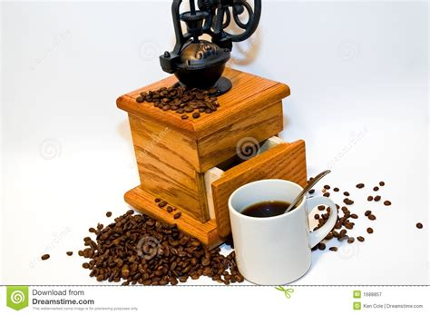 Fresh Ground And Brewed Coffee Royalty Free Stock I Need Coffee Garfield Braun Drip Maker Round Barn Wood Table Edmonton Owner's Manual Royal Cup European Gourmet To Poop Kf7170 Parts