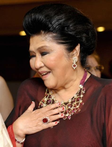Philippines To Offer $21m Worth Of Imelda Marcos's Jewelry