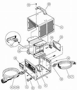Model 22110 Club Car Schematic