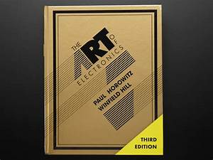 In Stock  U2013 The Art Of Electronics 3rd Edition By Horowitz