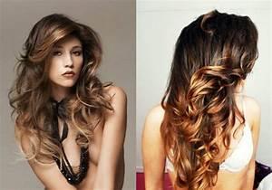 Braune Haare Mit Highlights : 6 auff llige haarstile braune haare mit highlights my style hair clothes accesories ~ Frokenaadalensverden.com Haus und Dekorationen