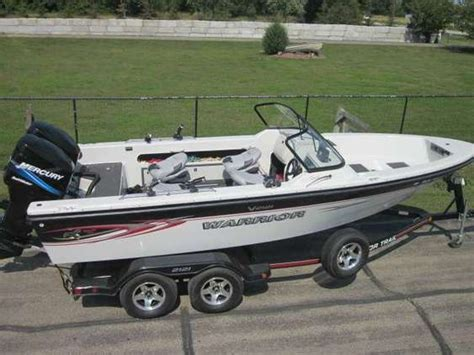 Used Warrior Boats For Sale In Wisconsin by Warrior New And Used Boats For Sale