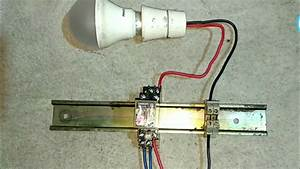 Automatic Emergency Light Ke Wiring Connection Kaise Kare With Diagram