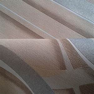 Tapete Muster Grau : streifen tapete vliestapete edem 602 91 xxl designer ~ Michelbontemps.com Haus und Dekorationen