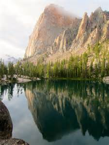 Idaho Sawtooth National Recreation Area