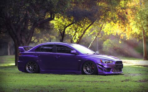 Mitsubishi Evo X Wallpaper by View Of Mitsubishi Lancer Evo X Hd Wallpapers Hd Car