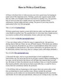 How To Make A Thesis Statement For A Reflective Essay  Pnp Business  How To Make A Thesis Statement For A Reflective Essay