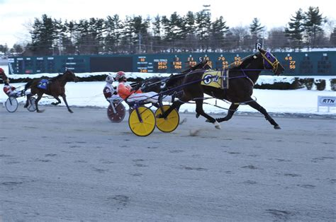 Freehold Raceway Harness Track