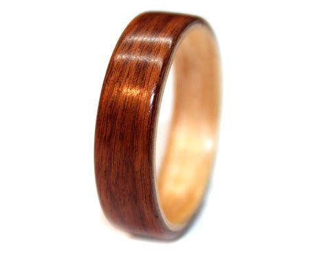 Rosewood And Birch Wood Ring Bentwood  Wooden Rings. Coco Wedding Engagement Rings. Blown Glass Wedding Rings. Elvish Rings. Frozen Rings. Birthday Gift Engagement Rings. Green Stone Rings. Pale Engagement Rings. Spiritual Wedding Rings