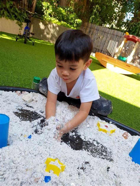 Messy Play Class for 1.6 - 5 year olds - Little Sandbox ...