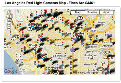 red light camera ticket los angeles los angeles fines may be reduced photo enforced