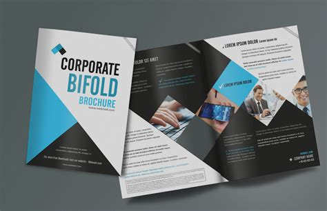 4 Page Brochure Template Best And Professional Templates Trend Of Brochures Designs Free Brochure Design