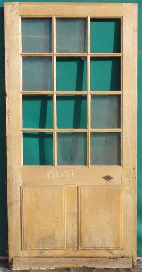 porte d interieur vitree c1va19 porte d interieur vitree en noyer