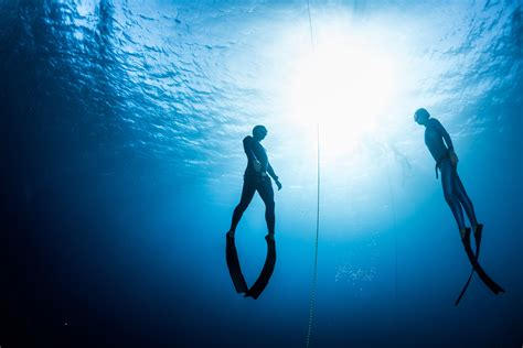 10 tips for a smooth freediving training session