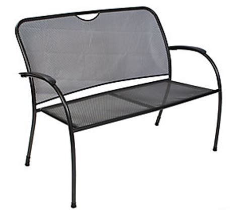 kettler monte carlo bench patio christysports