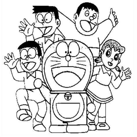 Doraemon Para Colorear Pintar E Imprimir – Dibujosparacolorear