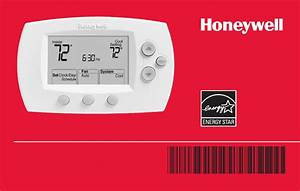 Honeywell Thermostat Th6000 User Guide