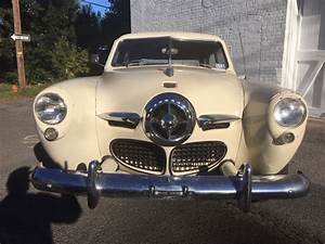 1950 Studebaker Champion 4 Door Sedan For Sale
