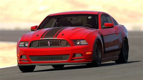 2018 Ford Mustang Boss 302 Gran Turismo 6 By