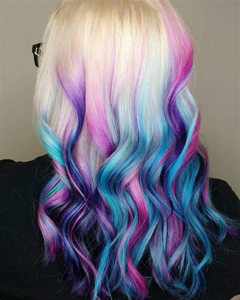 Best 25 Unicorn Hair Ideas On Pinterest Unicorn Hair