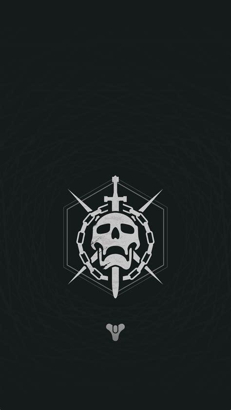 【destiny】レイドアイコンなどアイコン系のスマホ用壁紙6種を紹介 ゲーム攻略のまるはし