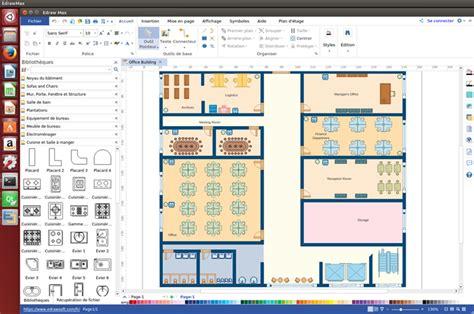 logiciel de bureau logiciel de plan d 39 aménagement de bureau pour linux