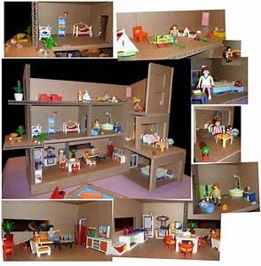 Maison Clé En Main Pas Cher : d co maison playmobil ~ Premium-room.com Idées de Décoration