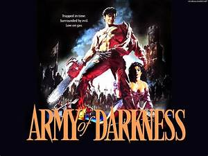 Army of Darkness - Horror Movies Wallpaper (7093257) - Fanpop
