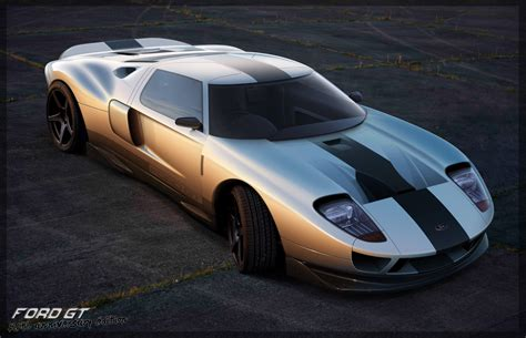 Ford Gt Concepts by Ford Gt Concept By Thedesign05 On Deviantart
